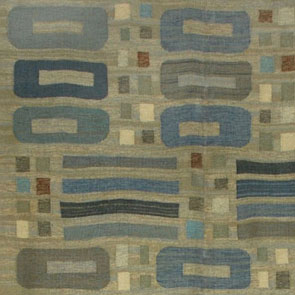 Feautred Antique Rug | Swedish Kilim | Swedish