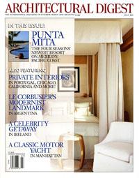 Architectural Digest 2000 07