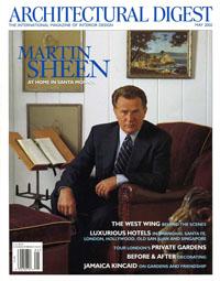 Architectural Digest 2002 05