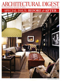 Architectural Digest 2008 02