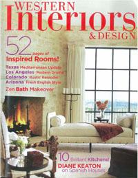 Western Interiors & Design 2008 12-01