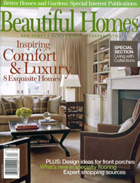 Beautiful Homes 2006