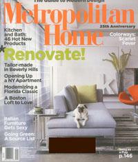 Metropolitan Home 2006 09