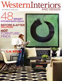 Western Interiors & Design 2006 09-10