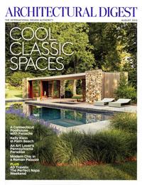 Architectural Digest 2012 08