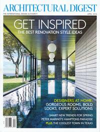 Architectural Digest 2014 04