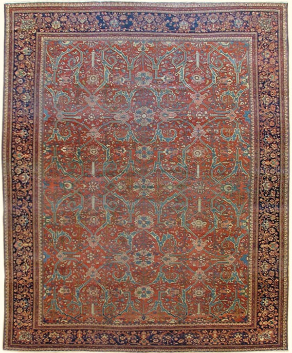 Persian Rug Los Angeles: MANSOUR RUG