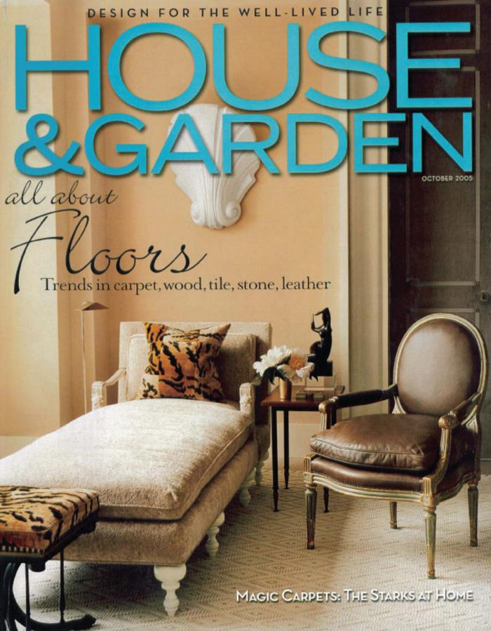 House & Garden 2005 10