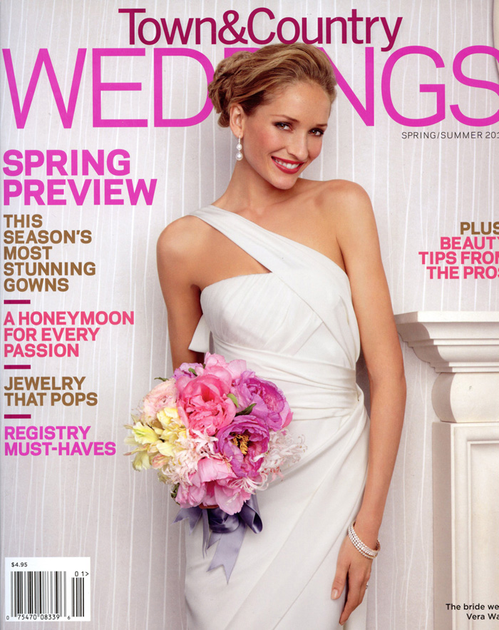 Town & Country Weddings 2009 Spring