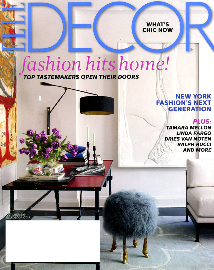 Elle Decor 2014 10