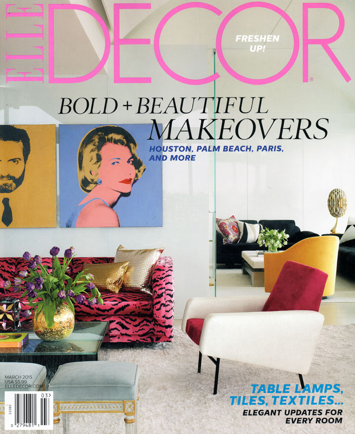 Elle Decor 2015 03